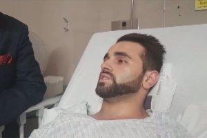 Yeni Zelanda'da Mustafa Boztaş terörist Brenton Tarrant ile yüzleşti