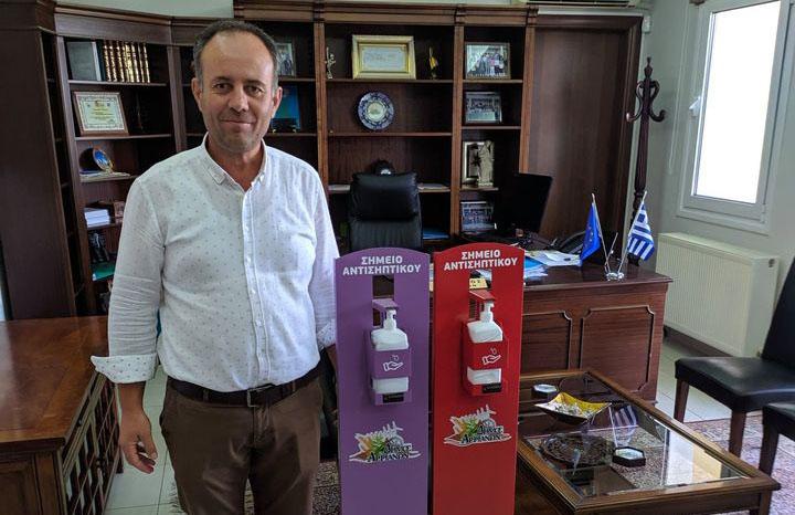 Başkan Ridvan, Belediye olarak sonbahar Kovid-19 salgını için önlemlerimizi aldık