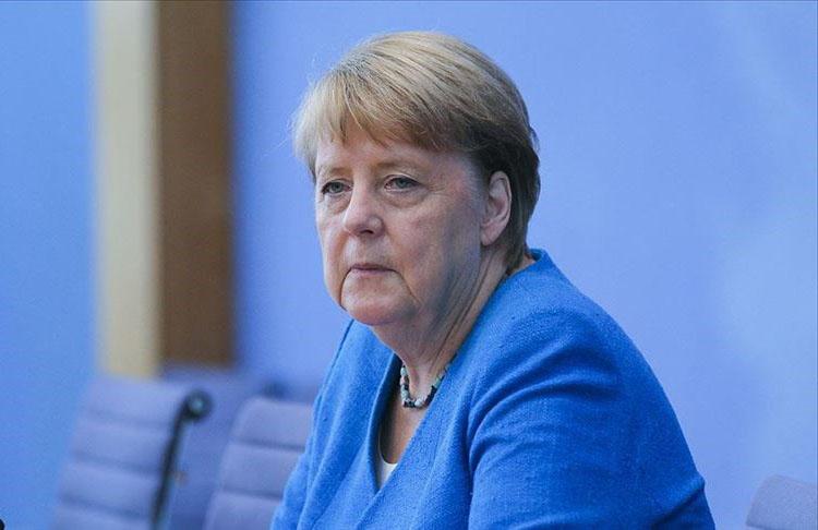 Almanya Başbakanı Merkel, Doğu Akdeniz'de 'diyalog' çağrısını yineledi