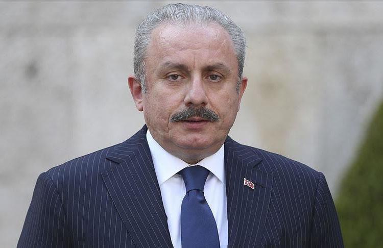 TBMM Başkanı Şentop: Yunanistan gücüne baksın Doğu Akdeniz'de ortalığı karıştırmaya çalışmasın