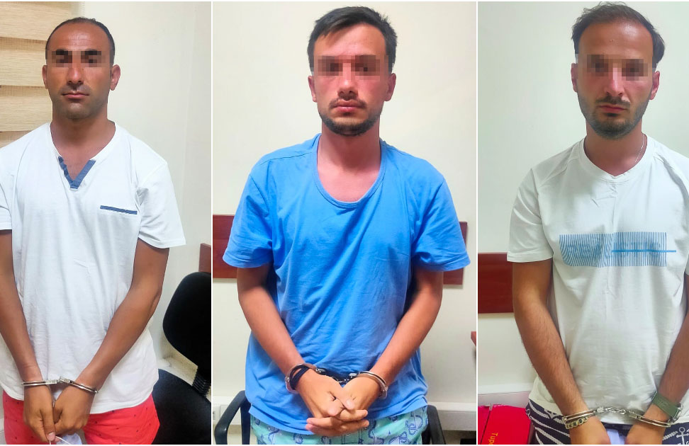 Çeşme'den Yunanistan'a kaçmaya çalışan FETÖ zanlıları yakalandı