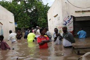 Türkiye Diyanet Vakfı'ndan Sudan'a yardım eli