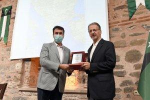 Prof. Dr. Ömer Turan Batı Trakya'yı Anlattı