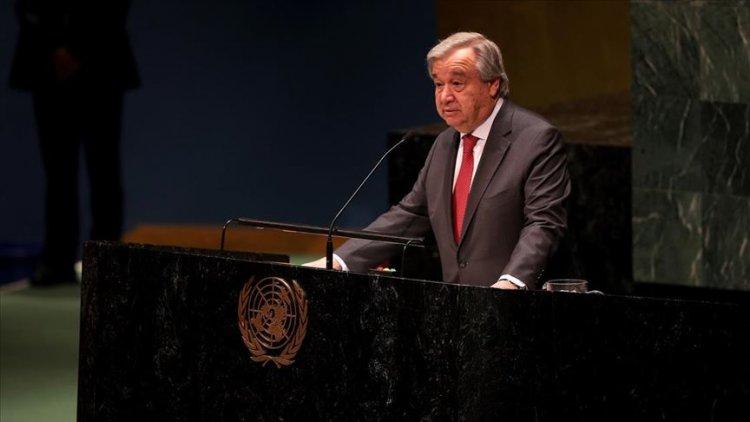 BM'den Kovid-19 programına 35 milyar dolar yardım çağrısı