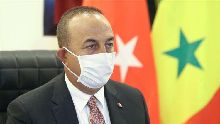 Bakan Çavuşoğlu: Senegal'le Karma Ekonomik Komisyon Toplantısı Türkiye'de yapılacak