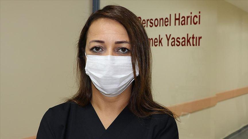 'Kendimiz nefes alamazken hastalarımıza nefes olduk'