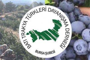 Bursa'dan Batı Trakya'ya Müjde, şahsımıza değil, Batı Trakya için çalışıyoruz