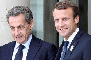Cumhurbaşkanı Macron Sarkozy'nin etkisinde kalıyor