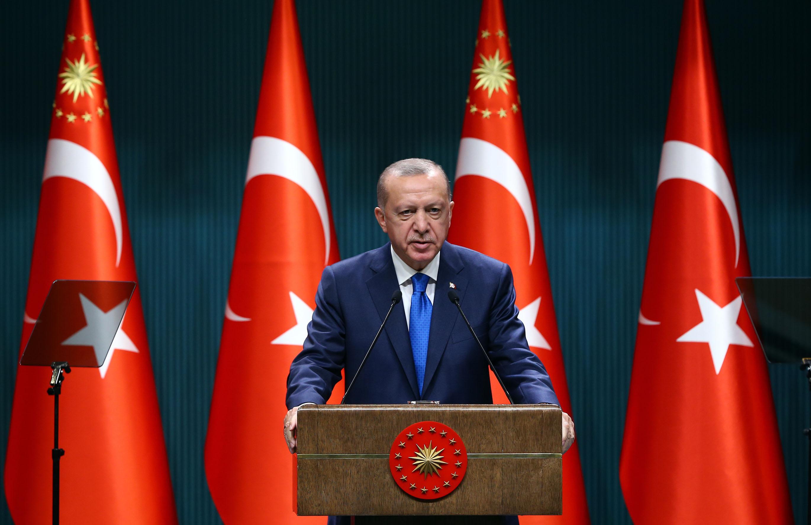 Cumhurbaşkanı Erdoğan: Sorunları diyalog yoluyla bir çözüme kavuşturmalıyız