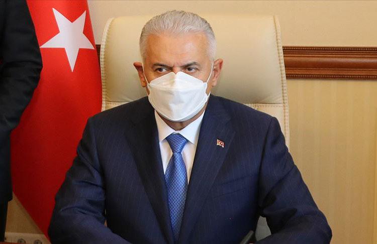 Eski Başbakan Binali Yıldırım'ın, Kovid-19 testi negatif çıktı