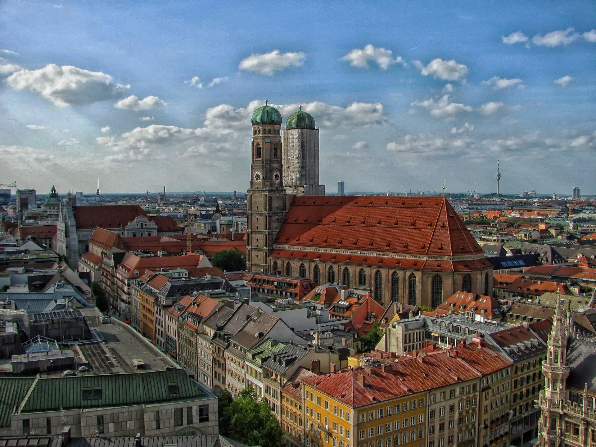 Münih'te Kovid-19 vaka artışı