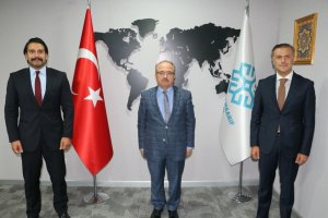 UID'den Türkiye Maarif Vakfına ziyaret