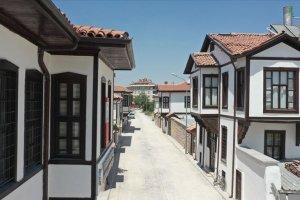 Konya'da tarihi evleri yaşatılıyor