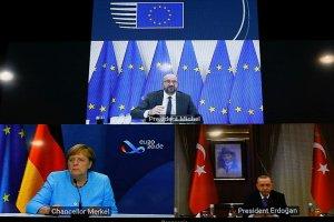 Erdoğan, Merkel ve Michel görüştü: Türkiye ve Yunanistan istikşafi görüşmelere başlamaya hazır