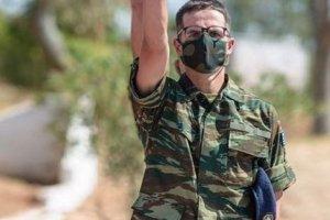 Yunan Başbakanın oğlu Dedeağaç'ta yemin etti