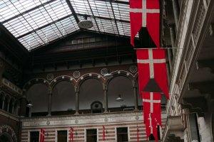 Danimarka'da düğünler 50 kişilik