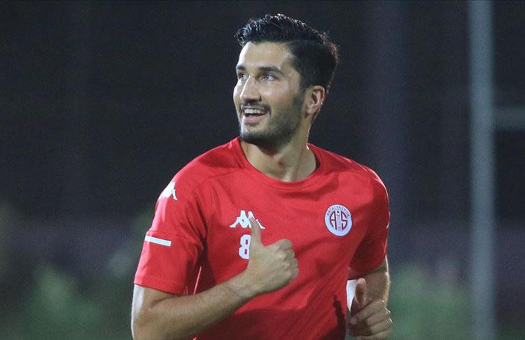 Nuri Şahin Antalyasporu ve Türk futbolunu seviyorum