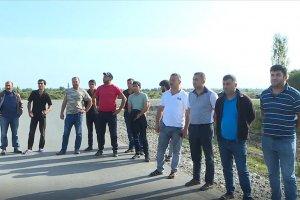 Azerbaycan'da Ermeni ateşi altındaki köylülerden dünyaya çağrı
