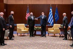 ABD ve Yunanistan'dan kapsamlı iş birliği anlaşması