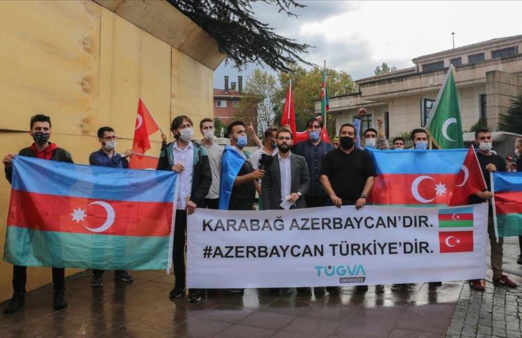 Ermenistan ordusu adeta bir sivil katliamına imza atmakta