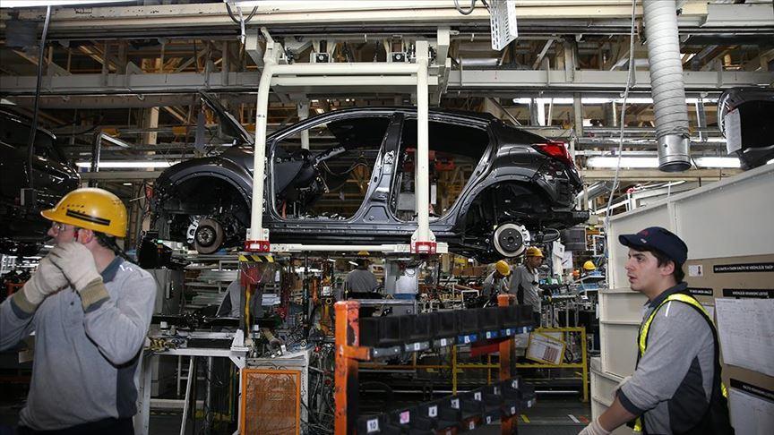 Otomotiv endüstrisi, ocak - eylül döneminde en yüksek seviyesinde