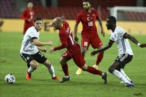 A Milli Futbol Takımı, Almanya ile 3-3 berabere kaldı