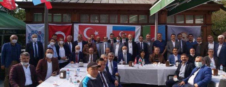 Türk Dünyası'na duyuru