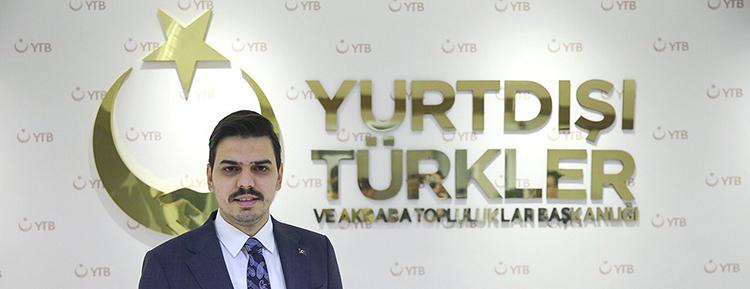 10. yaşını dolduran YTB: Güçlü Türkiye Güçlü Diaspora