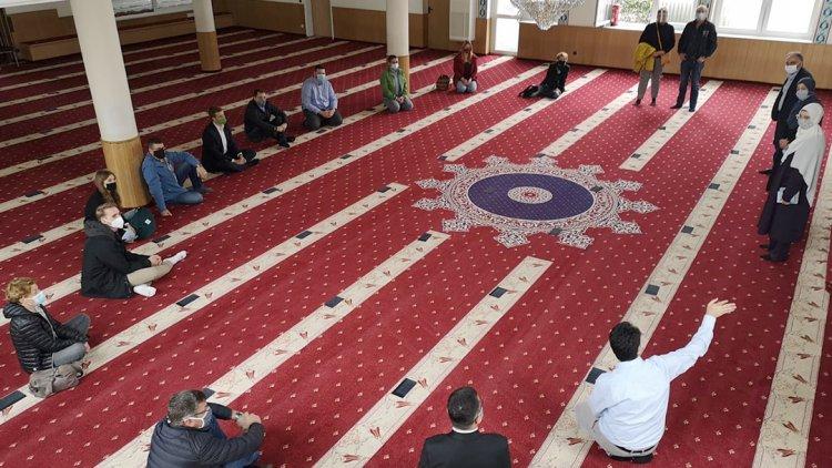 Gladbeck ve Münster'de 'Açık Cami Günü' etkinliği düzenlendi