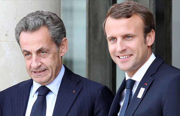 Fransa'da Cumhurbaşkanlığı seçimi yaklaşırken Macron ile Sarkozy arasındaki gerginlik