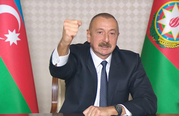 Azerbaycan ordusu kent merkezini işgalden kurtardı
