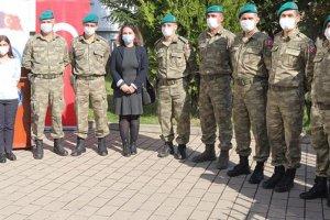 Mehmetçik Kosova'da eğitime destek elini uzattı