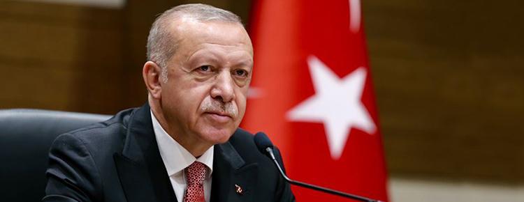 Erdoğan: Berlin'deki cami polis operasyonunu şiddetle kınıyorum