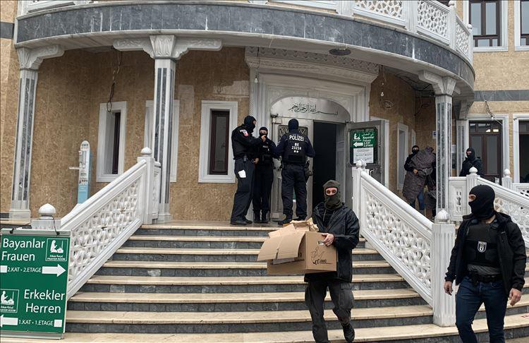 Diyanet İşleri Başkanı Erbaş Berlin'deki cami saldırısını kınadı