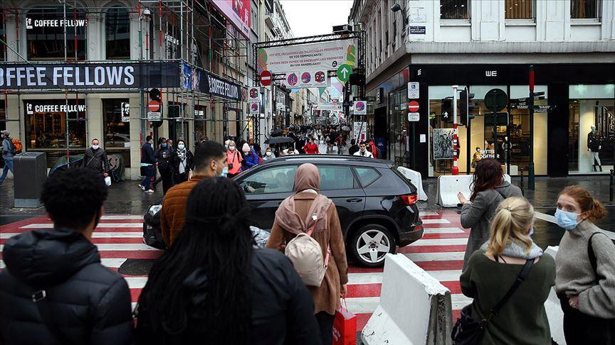 Belçika'daki Türk esnafı ekonomik zorluklara direnmeye çalışıyor