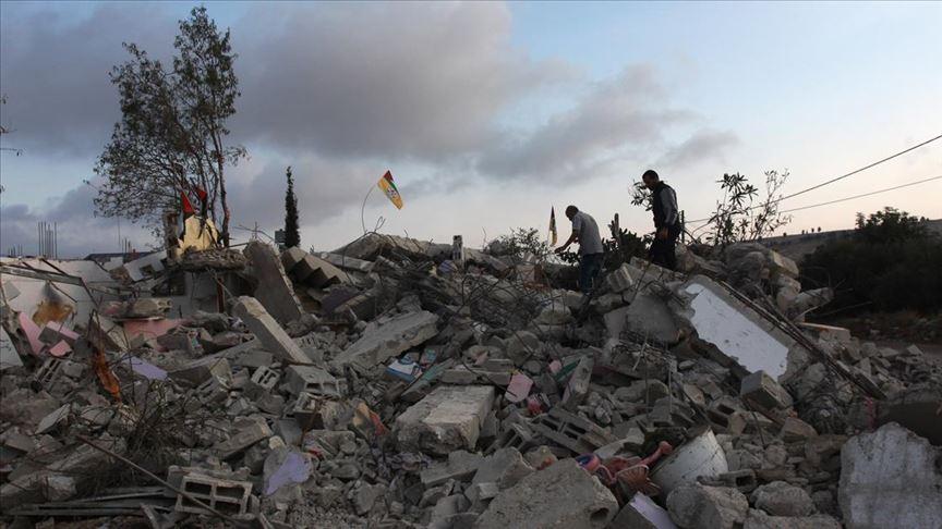 Belçika, İsrail'in Batı Şeria'daki bazı evleri yıkmasını kınadı