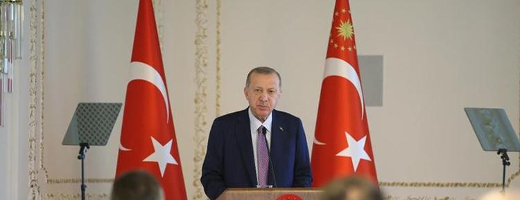 Cumhurbaşkanı Erdoğan: Demokrasimizi, hukuku güçlendirerek ekonomimizi büyüteceğiz