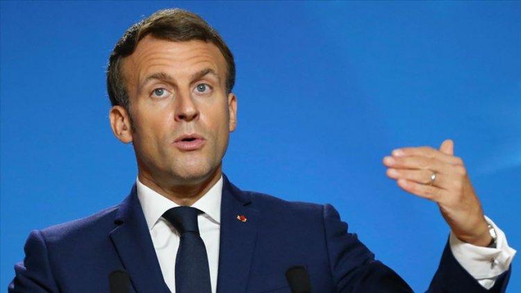 Macron, 'sömürge' kızgınlığını Türkiye ve Rusya'ya bağlıyor