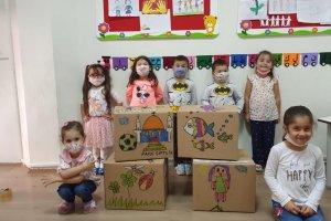 Türkiye Diyanet Vakfı Suriye'de çocuklara umut olacak