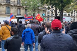 Azerbaycan'ın Paris Büyükelçiliği'nden Fransa'nın adli makamlarına suç duyurusu