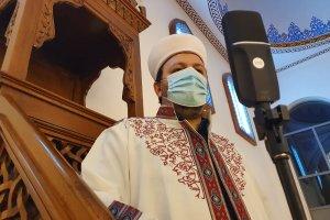 Duisburg Merkez Camii'nde hutbeler akıllı mikrofondan okunacak