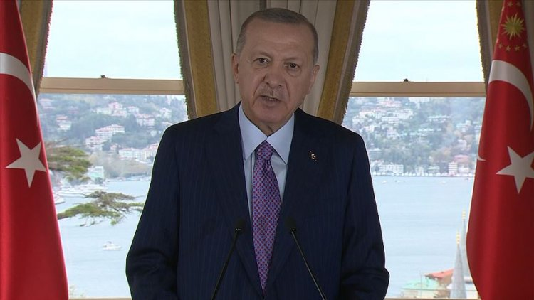 Cumhurbaşkanı Erdoğan: Avrupa ile ilişkilerimizi geliştirirken Asya'yı, Afrika'yı ihmal etmiyoruz