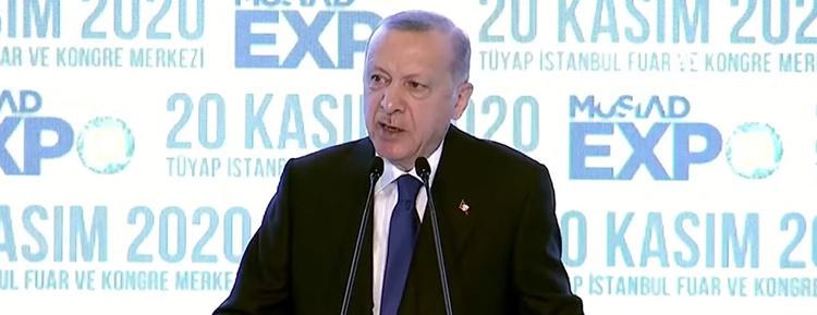 Erdoğan: Hem ekonomi politikalarımızı tahkim edecek hem de özgürlüklerin çıtasını yükselteceğiz