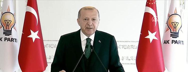 Erdoğan: Hiç kimsenin şahsi ifadeleri Cumhurbaşkanı ile hükümetimizle ilişkili hale getirilemez