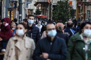 Türkiye'de son 24 saatte Kovid-19 tanısından 153 kişi hayatını kaybetti