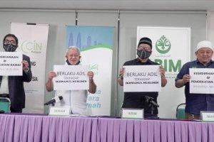 Malezyalı sivil toplum kuruluşlarından kınama