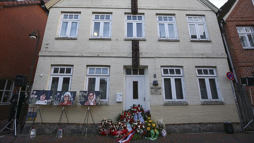 Almanya'daki Mölln faciasının 28. yılı