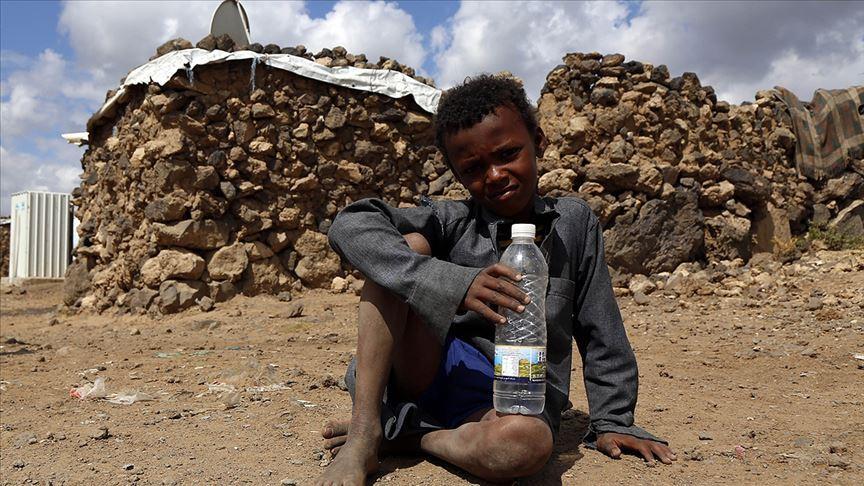 UNICEF: Yemen'de 12 milyondan fazla çocuk insani yardıma ihtiyaç duyuyor