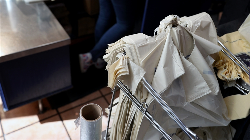 Almanya'da poşet kullanımı yasaklanacak