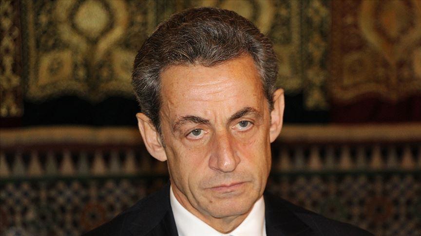 Sarkozy 'yolsuzluk' ve 'suç örgütü kurmak' suçlamalarıyla hakim karşısında